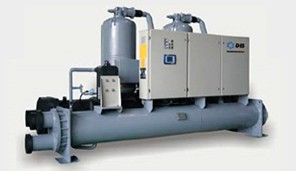 Dunham Bush Water Cooled Chilled Water and Glycol Screw Chillers
