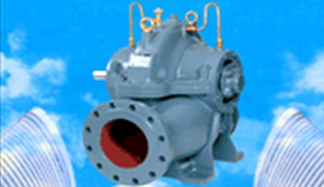 Ebara-Horizontal-Split-Casing-Pumps (Chilled Water)