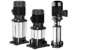 Ebara Vertical Multistage Centrifugal Pumps