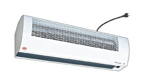 Frico ADA Cold Storage Air Curtains