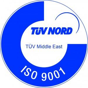 ISO 9001 [TÜV ME]