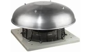 Systemair Dome Shaped Roof Mounted Fan