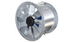 Systemair Inline Axial Fans