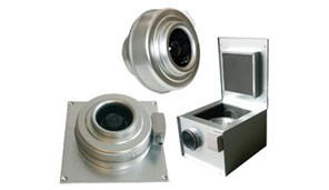 Systemair Inline Centrifugal Fans