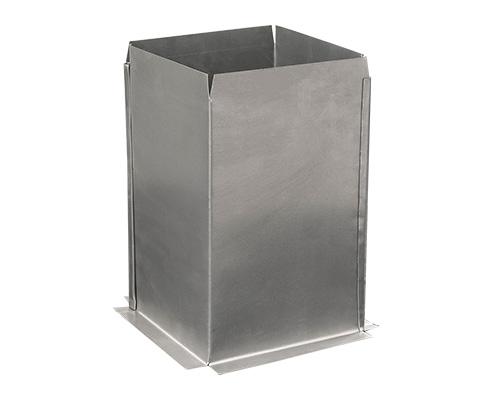 M.S. Steel Ducts - Rectangular