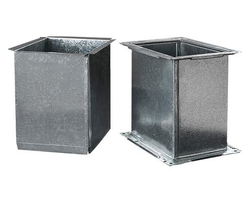 Rectangular Ducts - All Types of Joints