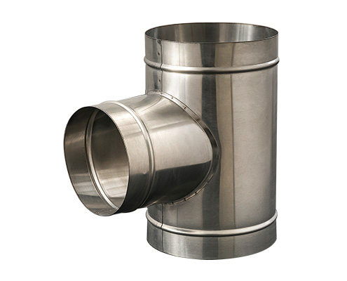 Stainless Steel Ducts - Round
