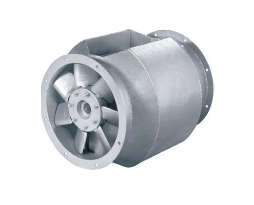 Systemair Industrial Bifurcated AXCBF Fan 200 C FAWAZ Trading Kuwait