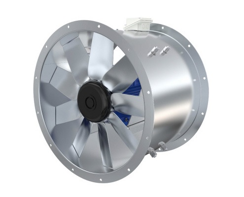 Systemair Industrial Axial AXC Fan FAWAZ Trading Kuwait