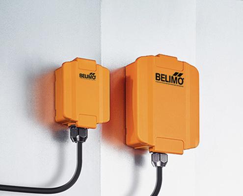 FAWAZ Belimo HVAC Sensor Kuwait