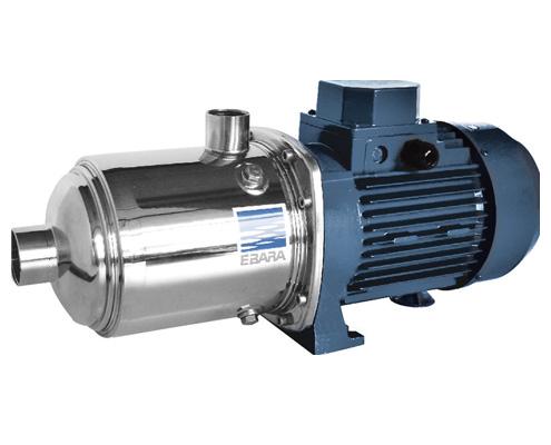 FAWAZ Ebara Horizontal Multi-Stage Centrifugal Pumps Kuwait