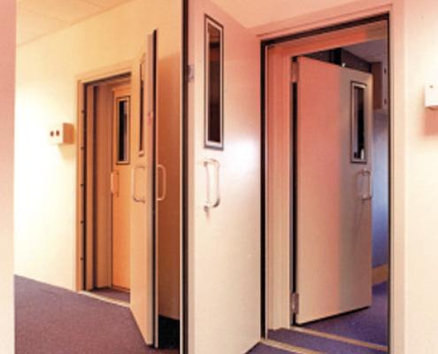 FAWAZ IAC Acoustic Doors FAWAZ Trading Kuwait