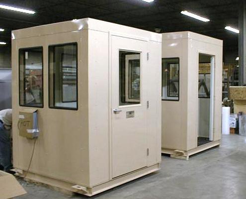 FAWAZ IAC Acoustic Audiology Testing Booths FAWAZ Trading Kuwait
