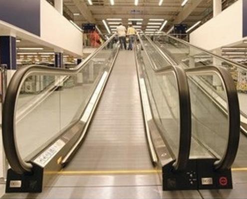 FAWAZ Glarie Moving Walk Kuwait