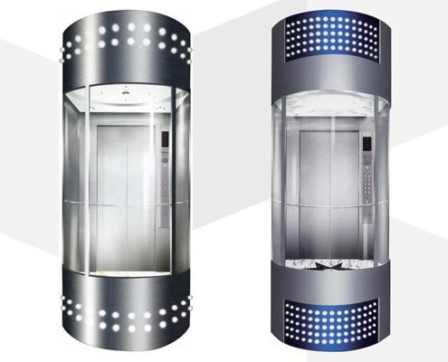 FAWAZ Glarie Panoramic Elevator DC102/DC103 Kuwait