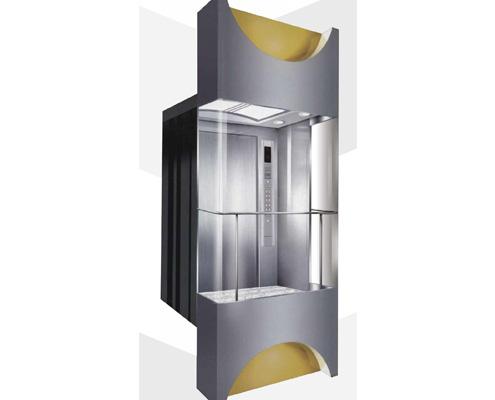 FAWAZ Glarie Panoramic Elevator DC003 Kuwait