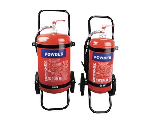 FAWAZ NAFFCO Mobile Fire Extinguisher Kuwait