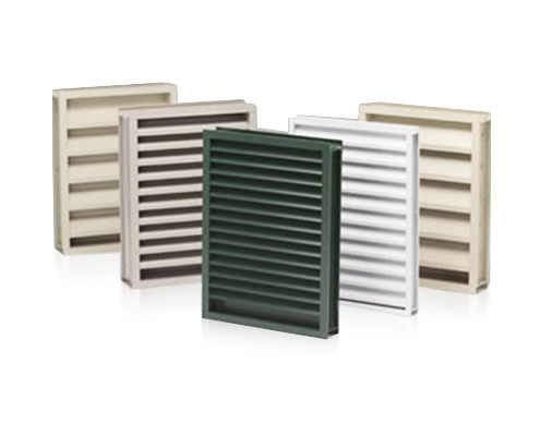 Ruskin Architectural Louvers