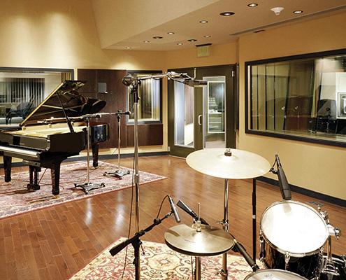 FAWAZ - IAC Acoustics modular acoustic panel system FAWAZ Trading Kuwait