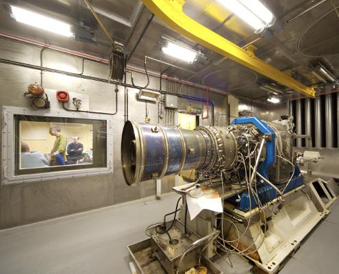 FAWAZ - IAC Acoustics Aircraft Engine Testing Facilities FAWAZ Trading Kuwait