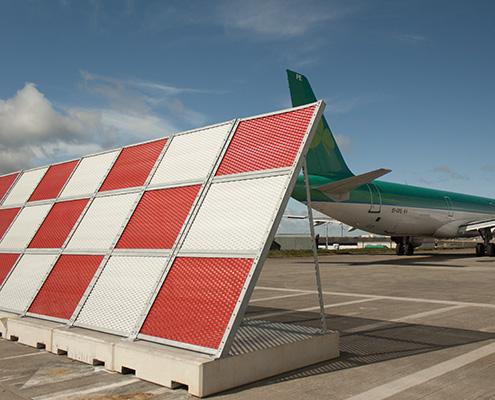 FAWAZ - IAC Acoustics Airport Jet Barriers FAWAZ Trading Kuwait