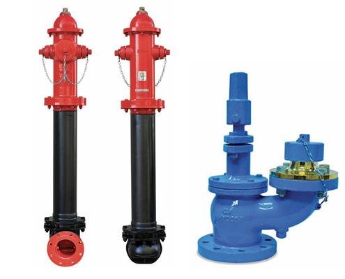 FAWAZ NAFFCO Hydrant Kuwait