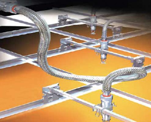 FAWAZ Shield Flexible Sprinkler Drop Kuwait