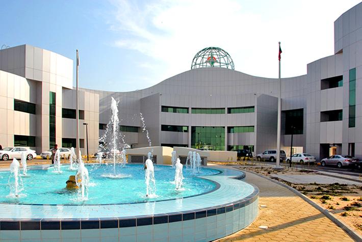 PAAET - AL Sabahiya FAWAZ Facility Management Educational Projects