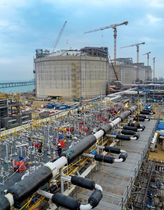 KIPIC - FAWAZ Kuwait Facility Managment Project Oil & Gas